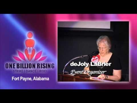 One Billion Rising- Fort Payne, AL.mov