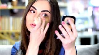 ВИДЕОУРОКИ МАКИЯЖА: как правильно наносить макияж ✧ делаем ровный тон лица