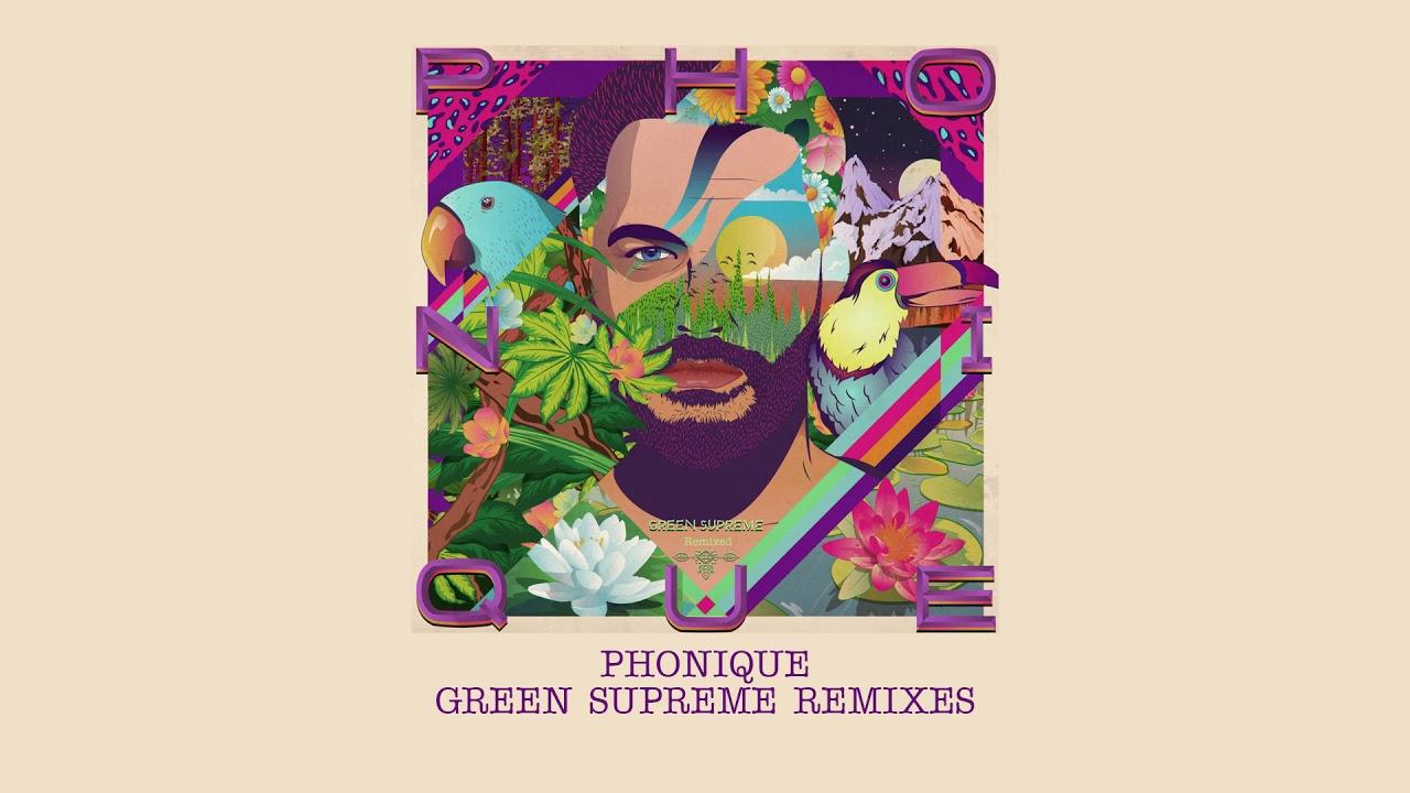 Phonique: Vincent Price feat. LazarusMan (Phonique & Malive Remix)