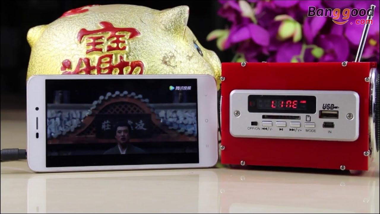DIY Multi-function Bluetooth Wireless Small Power Amplifier Speaker Kit