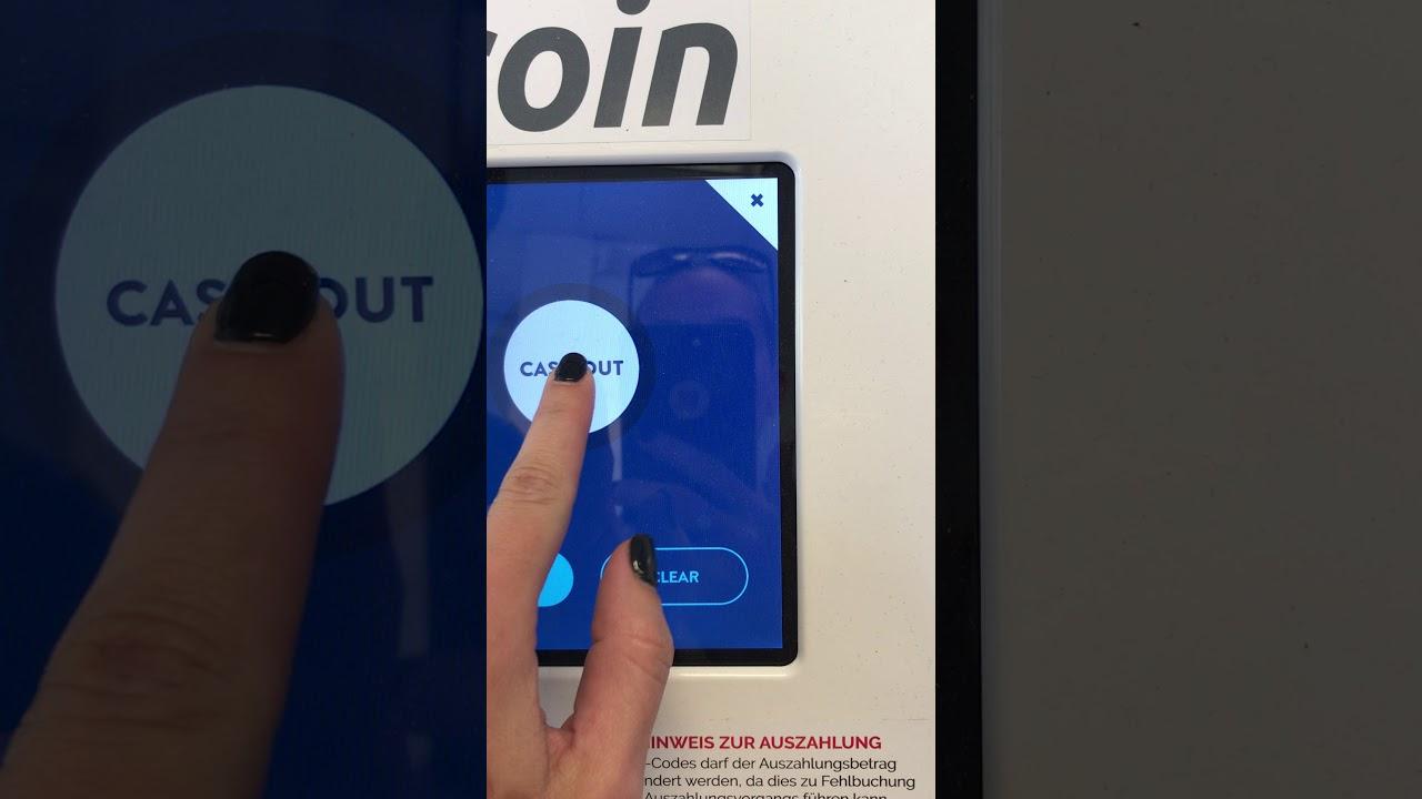 készítsen készpénzt bitcoin atm-ből