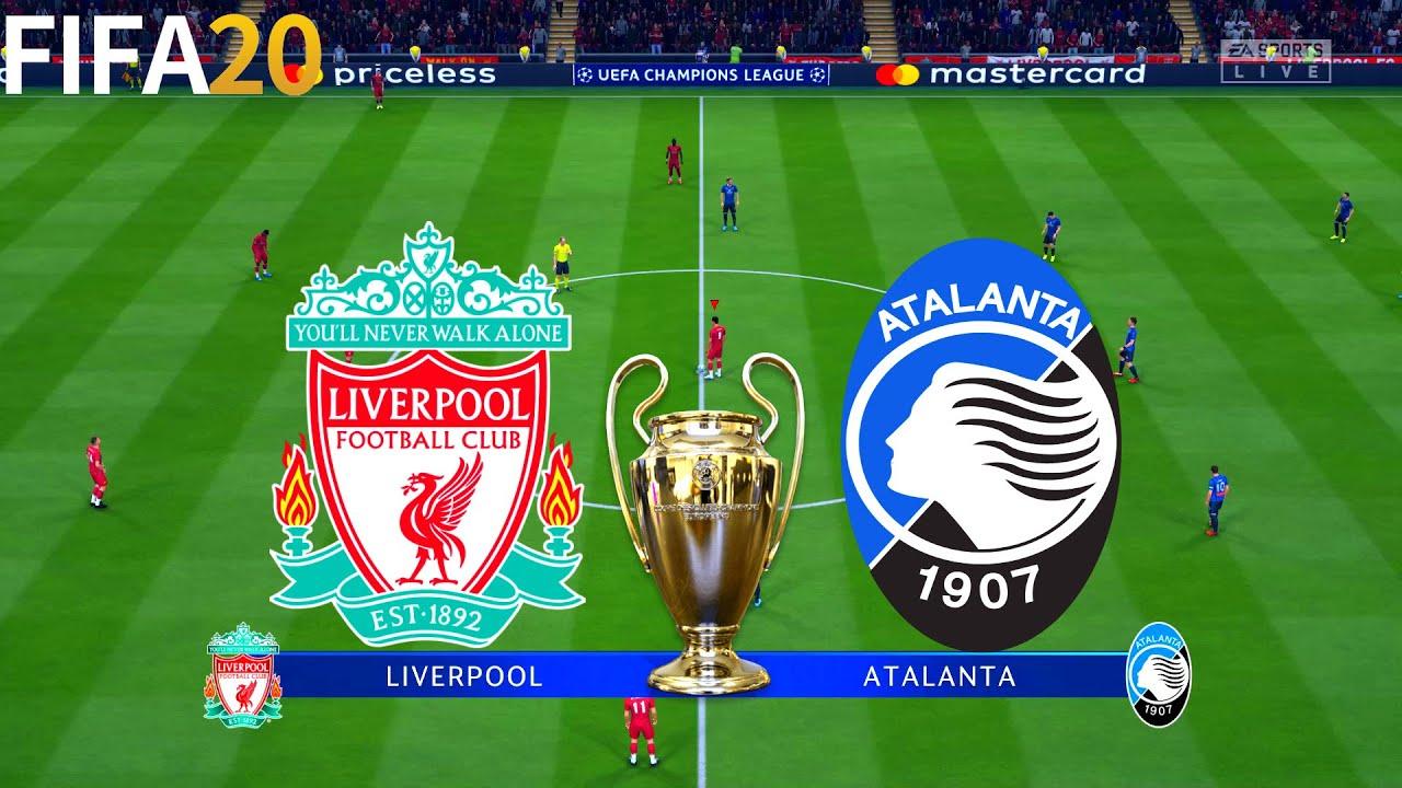 fifa 20 liverpool vs atalanta uefa champions league full match gameplay youtube fifa 20 liverpool vs atalanta uefa champions league full match gameplay
