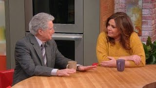 Rachael Ray Gives Regis Philbin Valentine's Day Advice