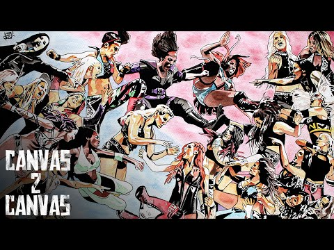 Revolutionary Raw and SmackDown women's rosters are stacked! - Canvas 2 Canvas