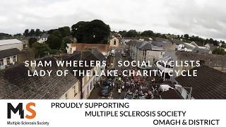 Sham Wheelers  - Social Cyclists Charity Cycle - 23 July 2017