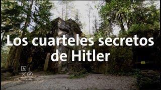 El búnker secreto de Hitler en Polonia 4k | Alan por el mundo Polonia #3