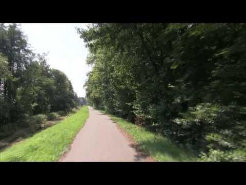 MULHOUSE  BELFORT - Le long du canal à vélo3008