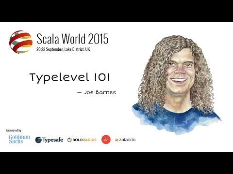 Typelevel Programming 101: The Subspace of Scala — Joe Barnes