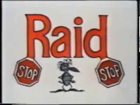 Spot TV Raid (1990)
