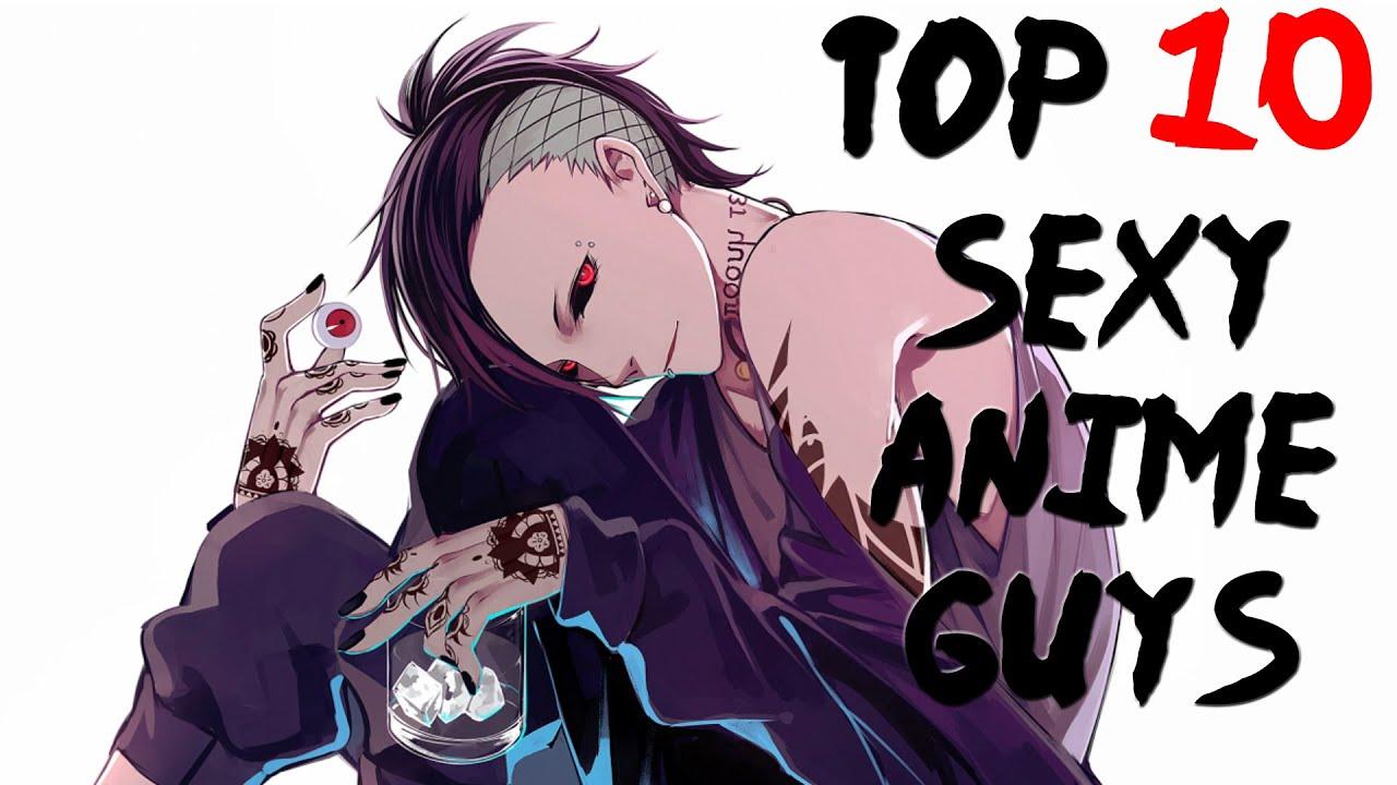 Los 10 Chicos Mas Sexys Del Anime / Opinión De Kalathras