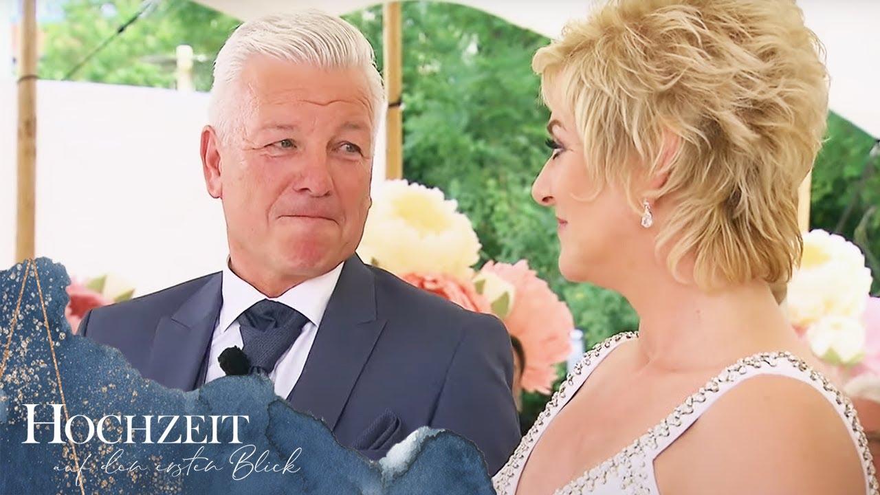 Findet Annika Das Perfekte Kleid Fur Ihre Hochzeit Hochzeit Auf Den Ersten Blick Sat 1 Youtube