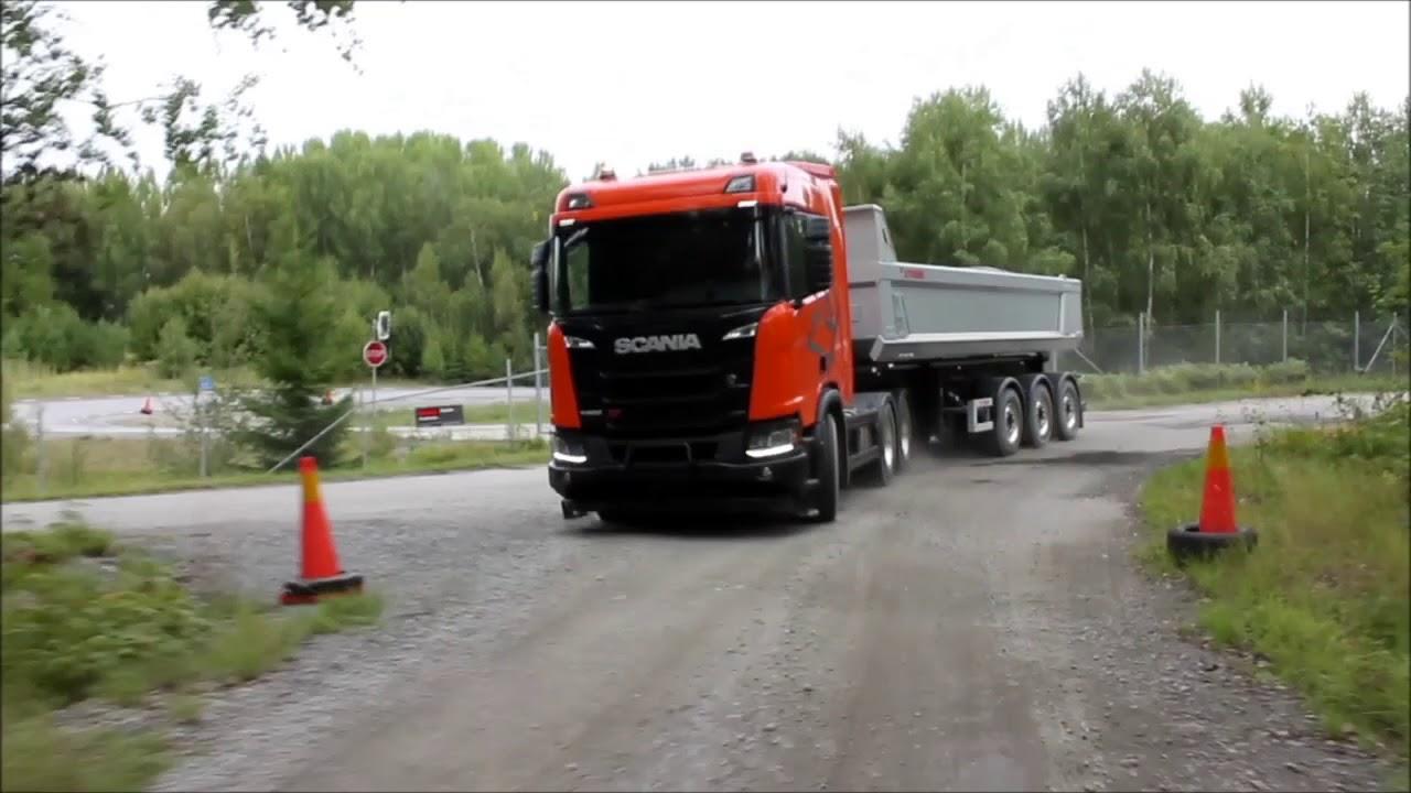 Abbiamo provato gli Scania XT 6x4 R500 e R520