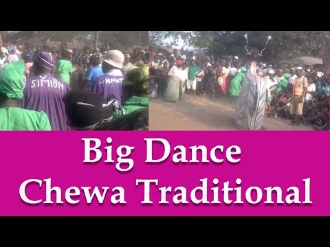 Big Dance  Chewa Traditional | Nyasa TV