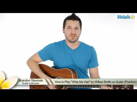 How to Play A Flat (Ab) Bar Chord on Guitar