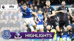 Ancelotti mit Everton auf Höhenflug | FC Everton - Crystal Palace 3:1 | Highlights - Premier League