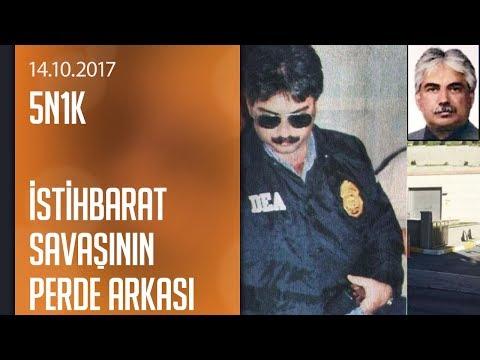 Türkiye-ABD arasındaki istihbarat savaşının perde arkası - 14.10.2017 Cumartesi