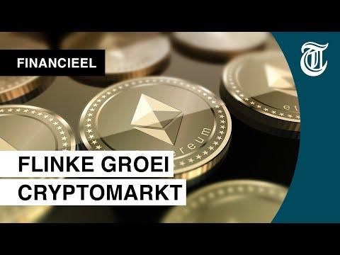 'Ethereum kan heel dicht bij Bitcoin komen'
