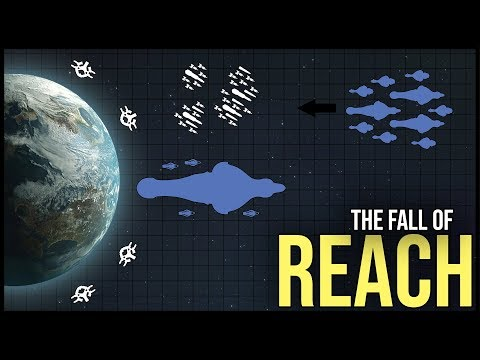 How the Covenant won the Battle of Reach | Halo Battle Breakdown