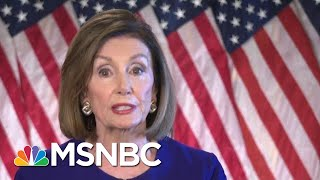 'no Choice': How Pelosi Went From Blocking Impeachment To Going After Trump On Ukraine | Msnbc