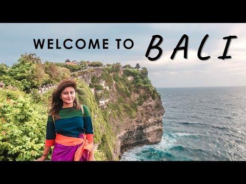 MADE IT TO BALI ☀ Seminyak, Uluwatu, Kecak Dance | Bali Travel Vlog #1 with When In City
