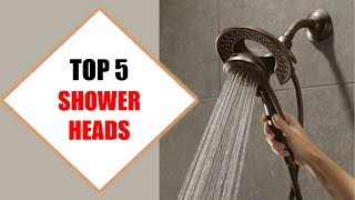Top 5 Best Shower Heads 2018 | Best Shower Head Review By Jumpy Express
