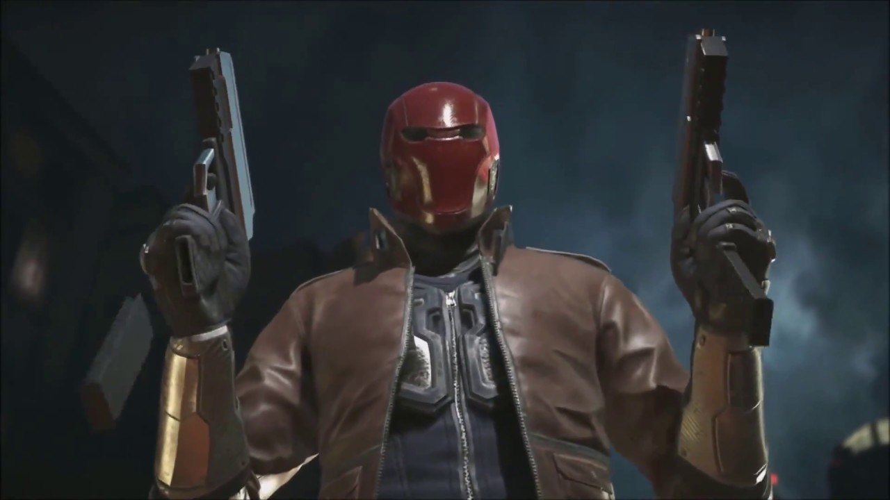 how to get red hood injustice 2 mobile