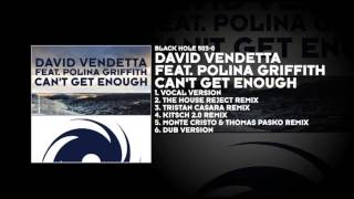 David Vendetta featuring Polina Griffith - Can