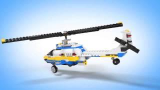 Lego Creator 31011 Лего Криэйтор Авиационные приключения Детки Тойс интернет магазин игрушек