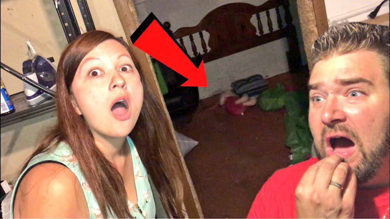 My Moms Secret Dungeon in the Basement Revealed! - YouTube