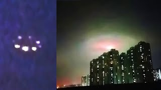 5 مشاهدات مذهلة للأجسام الطائرة المجهولة UFO في هونغ كونغ من العصر الحديث