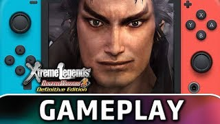 DYNASTY WARRIORS 8: Xtreme Legends Definitive Edition | First 40 Minutes on Switch