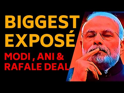 Narendra Modi ANI Interview & Rafale Deal Connection Exposed | Paurush Sharma