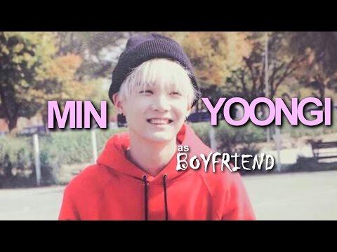 {imagine} min yoongi as your boyfriend?