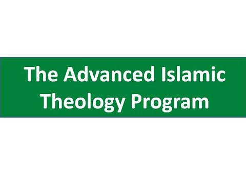 Advanced Islamic Theology Program at Whitethread Institute