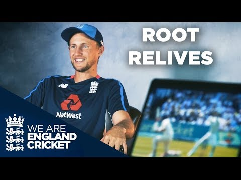 Joe Root Relives His First Hundred As Captain | New Balance Rewind