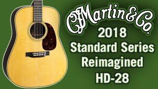 Martin 2018 HD-28 Review & Demo Resimi