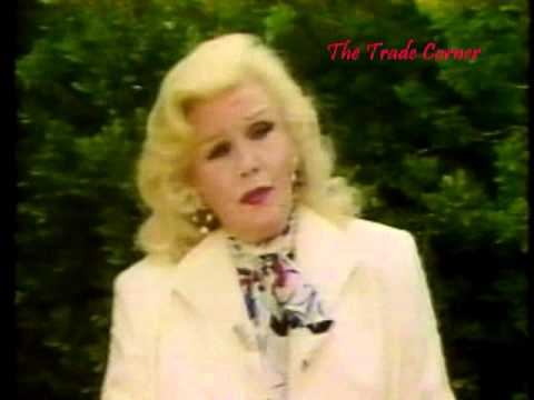 Ginger Rogers - Interview B.Wilder (1986)