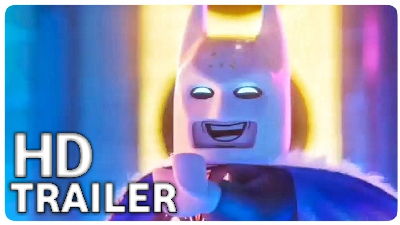 Download The LEGO Movie 2   Official Trailer #2 (2019)   'Space' [HD]