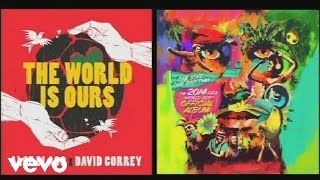 Aloe Blacc X David Correy - The World Is Ours (Coca-Cola 2014 World