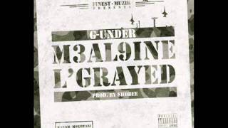 Download G-Under - M3al9ine L'Grayed (Prod. by Shobee) MP3 song and Music Video
