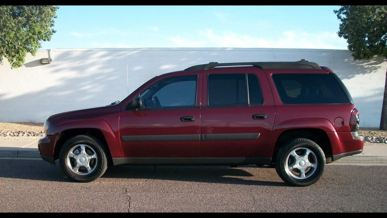 Priced Right Auto Sales >> 2005 Chevrolet TrailBlazer EXT LS 3rd Row Seats Sun Roof PR1163 - YouTube
