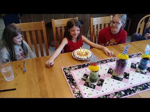 Micaela's Birthday Song