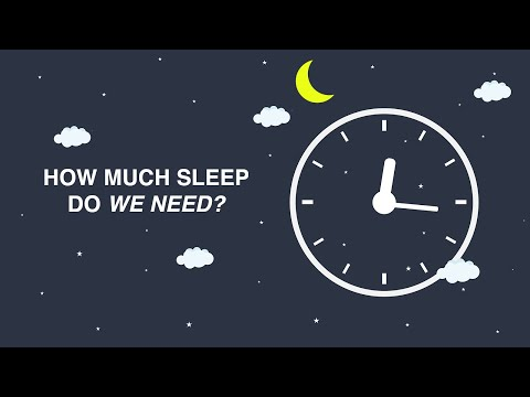 Just How Much Sleep Do You Want