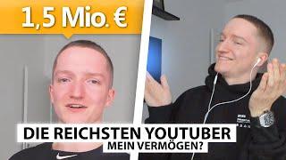 Justin reagiert auf YouTuber die VIEL reicher sind als du denkst.. | Reaktion