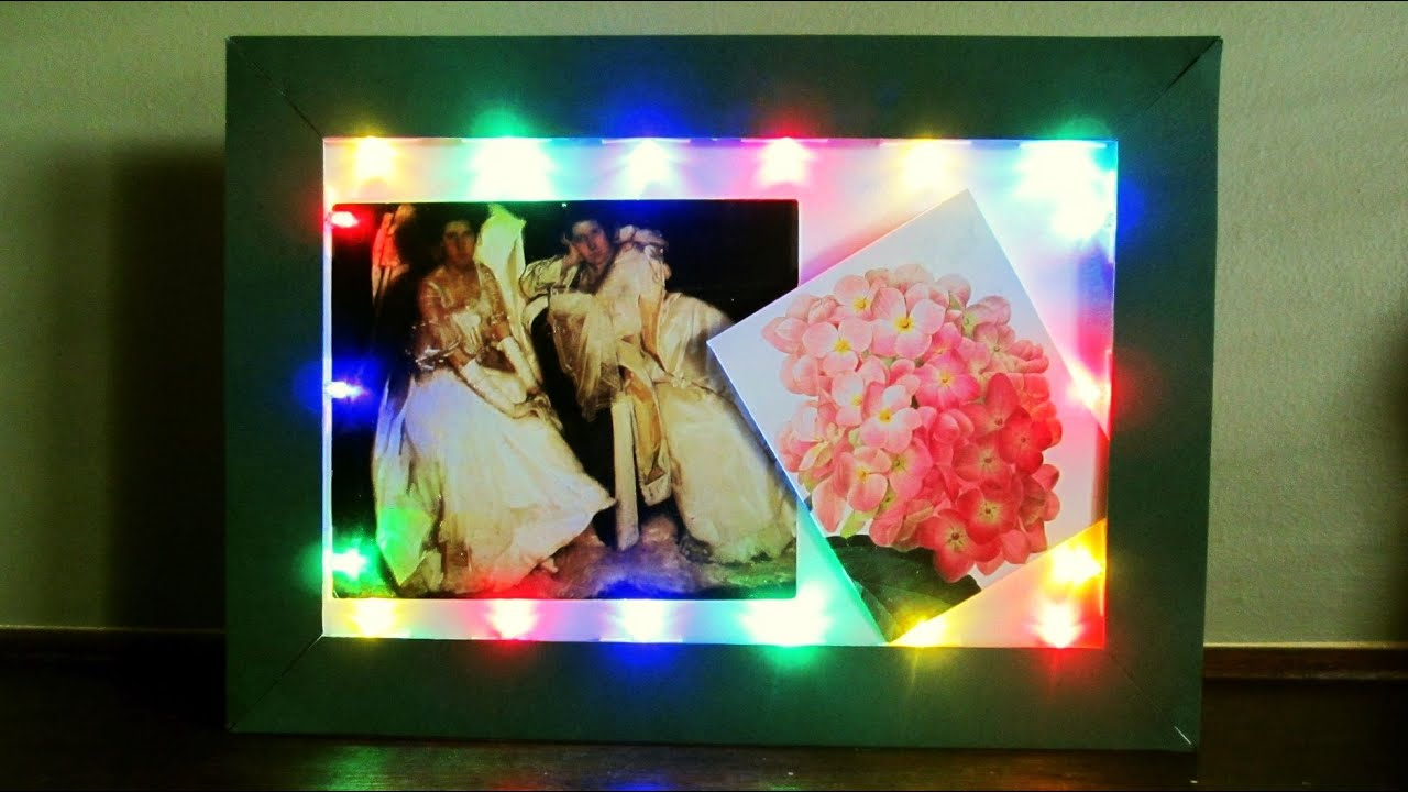 Battery Operated Picture Frame Lights