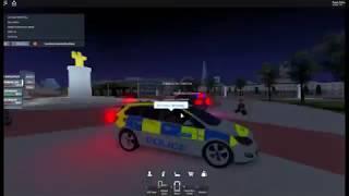 Pattuglia della Polizia Metropolitana! - Roblox Police Patrol Londra