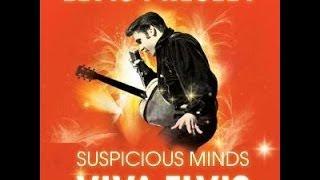"Elvis Presley ""Suspicious Minds"" Viva Elvis *Remix*"