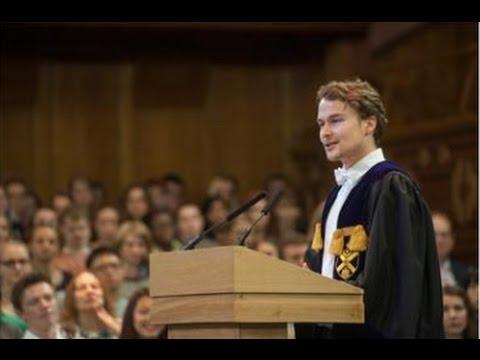 University of Edinburgh Welcome Ceremony - 14 Sept. 2015