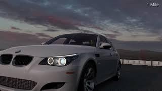 Forza 7 - 2009 BMW M5 Vs 2008 BMW M3