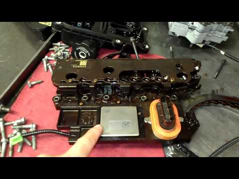 6t75e Transmission Failed Pressure Switches On Tcm Transmission Repair Youtube